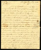 [Letter from Saml. Vernon Jr. to Messrs. Sam. & Wm. Vernon]