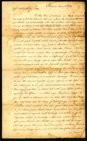 [Letter from Saml. & Wm. Vernon to Capt. Caleb Godfrey]