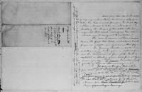 To Gerrit Smith. Not sent, except a part. See copy of a letter of March 30 - 1850