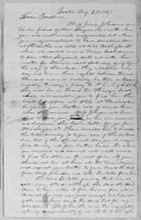 [Letter from L. Spooner to George Bradburn]
