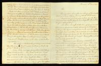 [Letter dated Havanna, 16th March 1793]