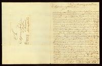 [Letter from John Thornton & Co. to Messrs. Samuel & William Vernon]