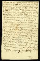 [Bill of Sale between David Sayers, William Nancy and George Boon]