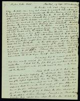 [Letter from Lewis Tappan to Theodore D. Weld]
