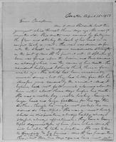 [Letter from L. Spooner to Bradburn]