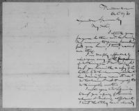 [Letter from Gerrit Smith to Lysander Spooner]