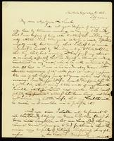 [Letter from Gerrit Smith to Sarah and Angelina Grimke]