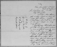 [Manuscript copy of a letter from Gerrit Smith to C.B. Sedgwick]