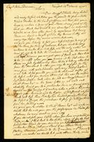 [Letter from Samuel and Wiliam Vernon to John Duncan]