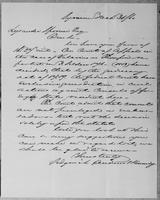 [Letter from Sedgwick Andrews & Kennedy to Lysander Spooner]