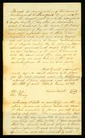 Bill of Sale between James McCall and James Ballandingam