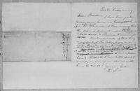 [Draft of letter from L.S. to Bradburn]