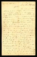 [Letter from Adams & Griffin to Messrs. Saml. & Wm. Vernon]