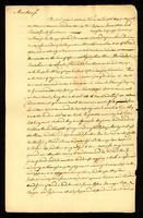 [Affidavit by John Duncan accounting damages sustained to the Brig Othello during passage to Charleston, South Carolina]