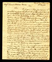 [Letter from Austin & Laurens to Messrs. Samuel & William Vernon]