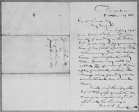 [Letter from Gerrit Smith to George M. Searle]