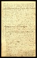Deed of Mortgage between John D. Scott and Ann H. Hunton