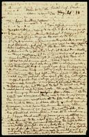 [Letter from Weld to Lewis Tappan]
