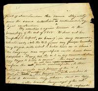 [Document regarding legal aspects of the Amistad revolt]