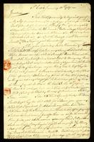 [Letter from Willm. Pinniger to Messrs. Saml. & Wm. Vernon & Comp.]