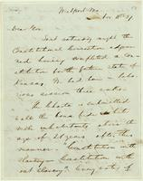 [Letter from McKown]