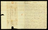 [Manuscript copy of letter from Peter Stapel to Messrs. Saml. & Wm. Vernon]