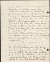 Vol. 38, minutes of the September 11, 1925 after-care committee meeting [continued]; minutes of the October 9, 1925 after-care committee meeting.