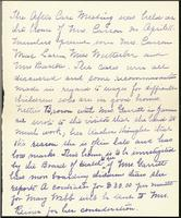 Vol. 38, minutes of the April 11, 1930 after-care committee meeting.