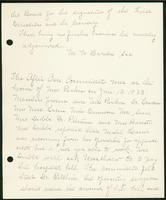 Vol. 38, minutes of the December 9, 1932 after-care committee meeting [continued]; minutes of the January 13, 1933 after-care committee meeting.