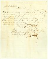 [Letter from Thos. K. Hooper to E. H. Stokes]