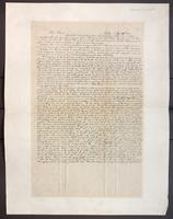 Circular for Western Conventions issued July 1843