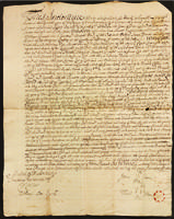 William Burnet papers,1720-1742(bulk 1720-1729)