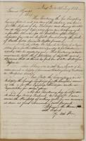 Unsigned letter to General Izard, dated New York, July 15, 1813.