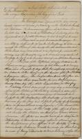 Ebenezer Stevens letter to the Mayor and Corporation of the City of New York, dated New York, September 9, 1813.