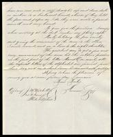 Letter from Norman Goff to William Oland Bourne, written from Philadelphia, Pennsylvania, dated March 30, 1867, p. 2.