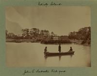 John E. Seabrook's Fish Pond. [Image]