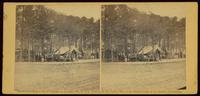 Commissary department, headquarters Army Potomac, April, 1864