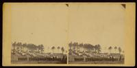 Camp of the 114th Pennsylvania Volunteer Regiment, April, 1864