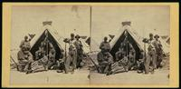 [Soldiers of the 7th Regiment New York State Militia.]