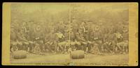 Group, Gen'ls Barry, Slocum, Newton, Franklin, and friends, May 14, 1862