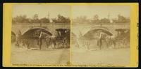 Pic-nic party at Antietam bridge, 22d September, 1862