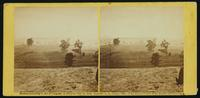View of battle field of Antietam on day of battle, 17th September, 1862