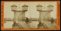 Bridge over the Cumberland River on the Louisville and Nashville R. R.
