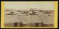 Winter quarters, Confederate army, Centreville, south view, March 1862