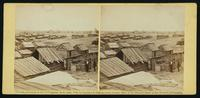 Winter quarters, Confederate army, Manassas, Va., south view, March 1862