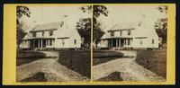 White House, formerly residence of Mrs. Custis Washington.  Now the residence of Col. Lee, May 17, 1862.  Since burned