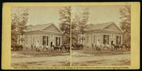 Bethel Church, Va., headquarters Gen. Burnside, May 23, 1864