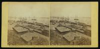 Docks at City Point, James River, Va., July 5, 1864