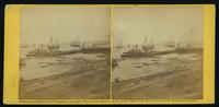 Railroad Docks at City Point, James River, Va., July 5, 1864