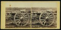 First New York Battery, 20 pound rifled guns, near Richmond, June 1862